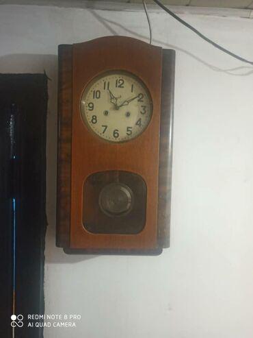 Антикварные часы в Кыргызстан: Настенные часы очз СССР антиквариат цена 12 000 с вотсапп