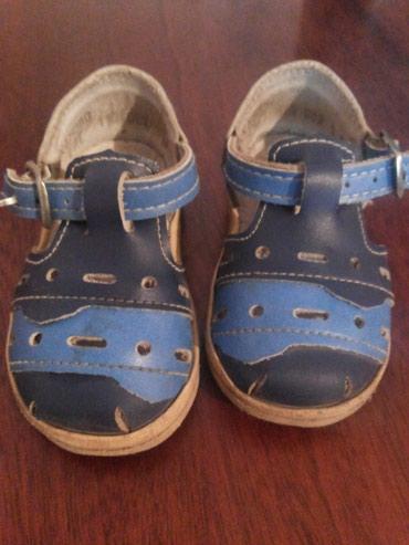 Продаю сандалики на мальчика,на в Бишкек