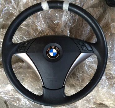 bmw x6 xdrive40d steptronic в Кыргызстан: Рули на BMW привозные из Японии  E39 M  E46 E90 X5 X6 Все запчасти в о