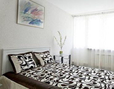 Сдается посуточно элитная 1 комнатная в Бишкек