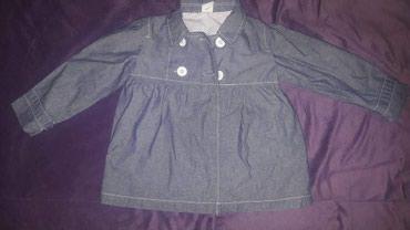Dečije jakne i kaputi | Zajecar: HM prolecni mantilic 92