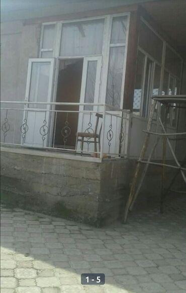 Уй канаттуулары - Кыргызстан: Сатам Үй 52 кв. м, 5 бөлмө