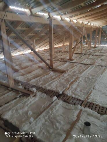 индюки биг 6 купить яйцо в Кыргызстан: Утепление потолка, крыши, чердака, мансарды и кровли пеной, ппу