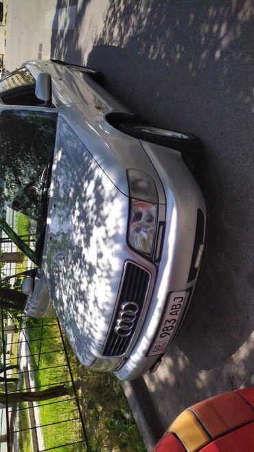 Audi A6 2.6 л. 1995   380000 км
