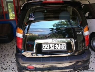 Hyundai Atos 1 l. 2001   153800 km