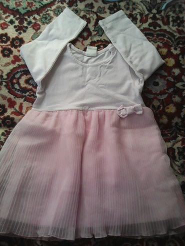 Детское фирменное нарядное платьице в в Бишкек