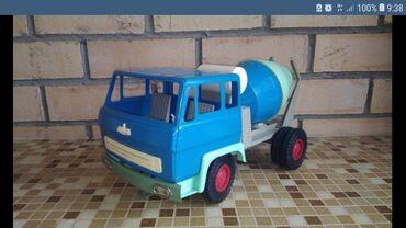 купить бус в рассрочку в Кыргызстан: Куплю игрушки СССР МАЗ. Покупаю советские игрушки МАЗ как на фото
