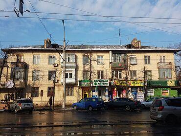 ������������ 2 ������������������ ���������������� �� �������������� в Кыргызстан: Хрущевка, 2 комнаты, 43 кв. м Угловая квартира