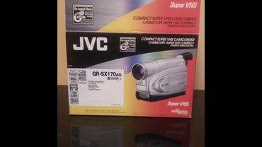 Xırdalan şəhərində JVC videokamera. Yeni.