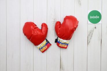 """Спорт и отдых - Украина: Боксерські рукавички """"Русский бокс""""    Довжина: 25 см   Стан дуже гарн"""