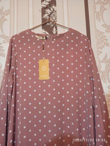 платье на лето в Кыргызстан: Платья удлиненный Размер 48-50 Новый Цена 800  Сезон Лето