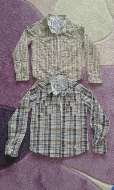 Ostala dečija odeća | Kovilj: Zenske kosulje za uzrast od 6-7 godina, ocuvane skoro nove! Obe su 300