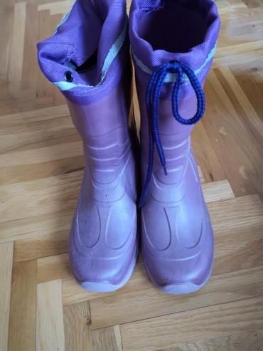 Dečije Cipele i Čizme | Zabalj: Gumene kvalitetne dečije, očuvane