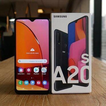 Samsung Bakıda: Yeni Samsung A20s 32 GB