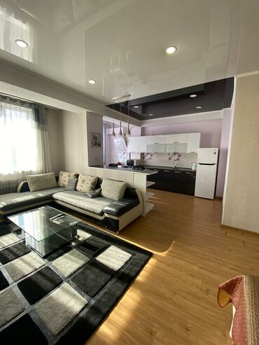 Apartment for rent: 1 bedroom, 45 sq. m, Bishkek