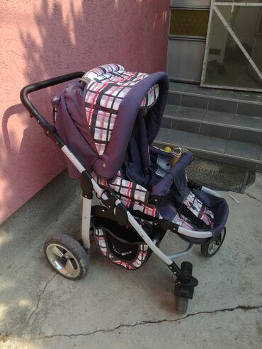 Kunert - Srbija: KUNERT 3u1 kolica za bebe. RAM kolica ima tragova koriscenja. U