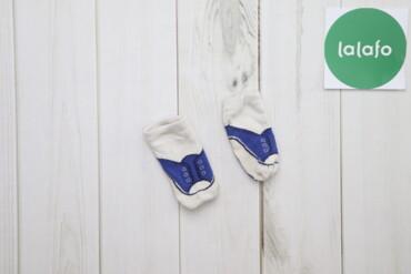 Детская одежда и обувь - Украина: Дитячі шкарпетки з принтом кед    Довжина стопи: 8 см  Стан гарний, є