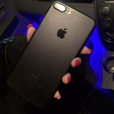 чехлы для meizu mx4 в Кыргызстан: Б/У iPhone 7 Plus 32 ГБ Черный (Jet Black)