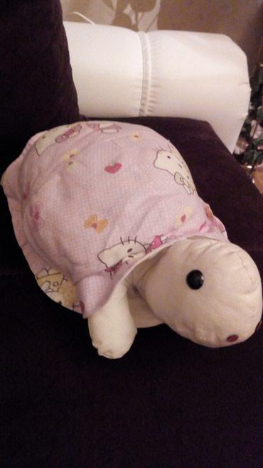 Nova igracka kornjaca,koja moze da posluzi i kao jastuce za - Kraljevo