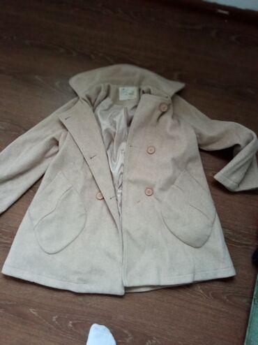Пальто - Кок-Ой: Продаю пальто отличного качества б/у размер s-m