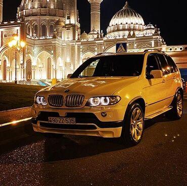bmw m5 4 4 m dkg - Azərbaycan: BMW X5 M 4.4 l. 2005 | 310000 km
