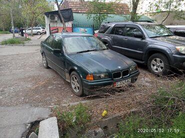 bmw-1-series в Кыргызстан: BMW 3 series 1.8 л. 1995 | 244000 км