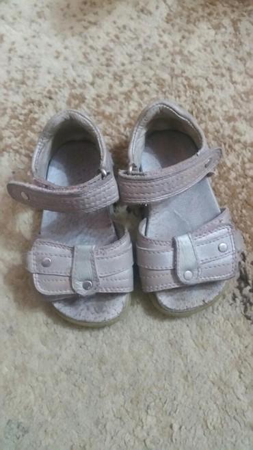 Кожаные детск.сандали 21разм.на годик.произв.Герамания
