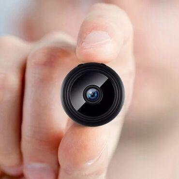 Мини онлайн камерас датчиком движения и ночным виденьемТакже работает
