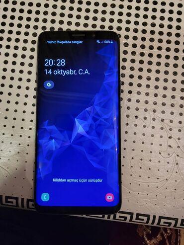 1083 elan | SAMSUNG: Samsung Galaxy S9 | 64 GB | Qara | İki sim kartlı