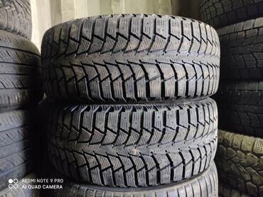 235 55 17 зимние шины в Кыргызстан: 235.55.17 размер Продаю шины пара зимняя липучка цена 5200 сом