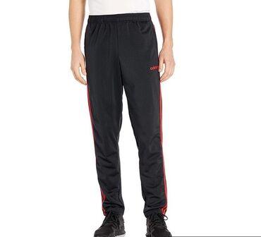 чёрные зауженные джинсы мужские в Кыргызстан: Adidas 100% оригинал мужские брюки