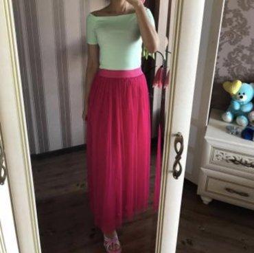 Продаю очень красивую,яркую юбку,производство турция,размер подойдет н в Бишкек