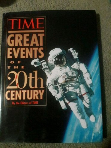 TIME Great Events of the 20th CenturySince 1923, one magazine -- TIME