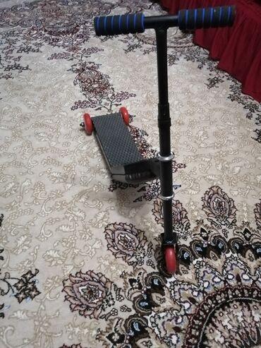 самокат scooter в Кыргызстан: Самокат-велобег. Новый самокат два в одном