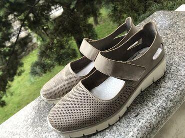RIEKER kožne cipele, kao nove su, broj 38, gazište 24,5cm