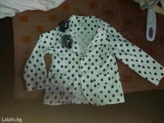 турецкий пиджак на 6-12мес  в Бишкек