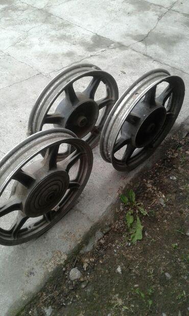 Продам титановые диски на иж 3 штуки без трещин неварнные