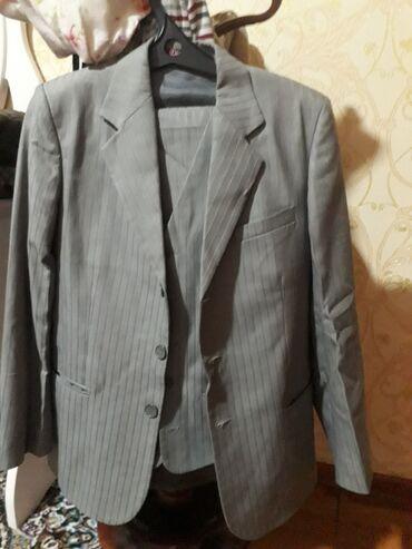 Продаю кастюм почти новый одевали пару раз на 15-16 лет 1500сом