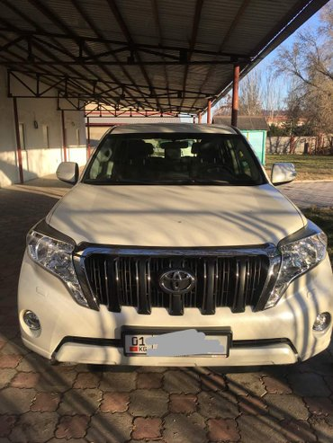 Toyota Land Cruiser Prado 2016 в Бишкек