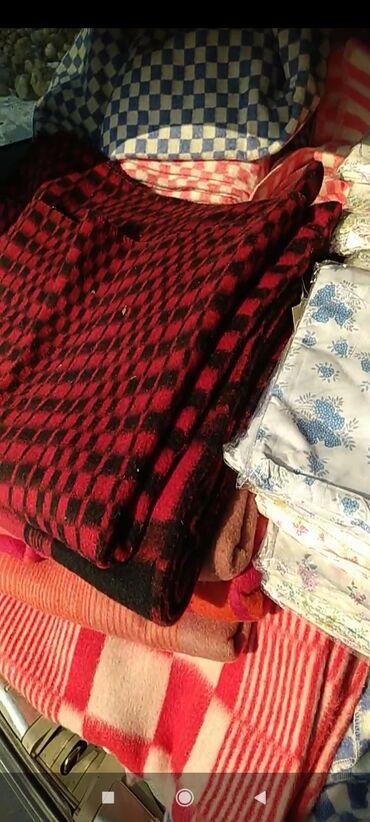Одеяла байковые новые 100% хлопка