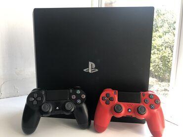 Продаю PS4 Pro  В отличном состоянии не вскрытый со всеми документами