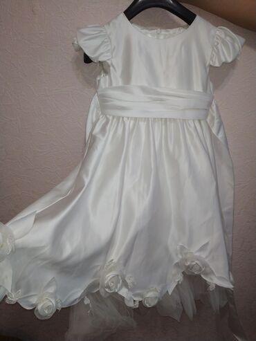 8 мер в Кыргызстан: Платье б/у Подайдёт от 6- до 8 лет надо мерить, смотря какой ребенок