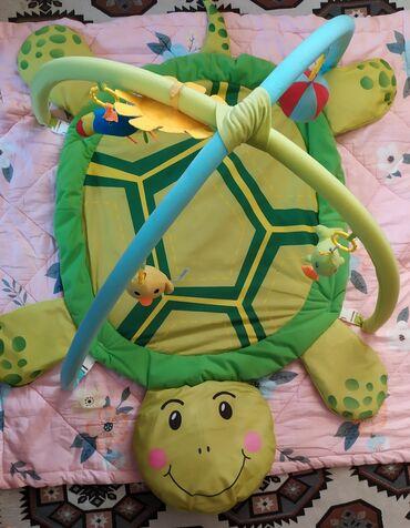 Детский мир - Покровка: Развивающий коврик для малыша! !Состояние отличное