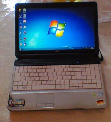 Sumqayıt şəhərində Fujitsu Lifebook A530 Notebook