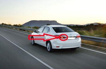 """kredit toyota corolla - Azərbaycan: """"Toyota Corolla 5"""" sol baqajdakı stop işığı Toyota Corolla 5 sol baqaj"""
