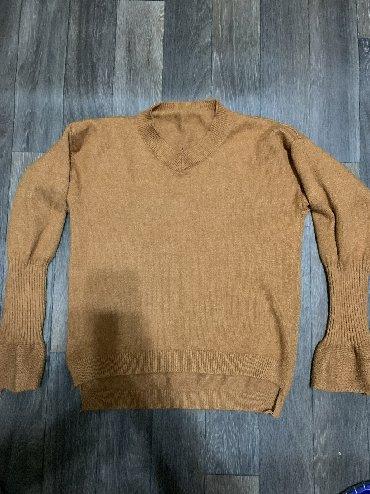 Кофта одеваная 1 раз, ангора, размер мягкая классная