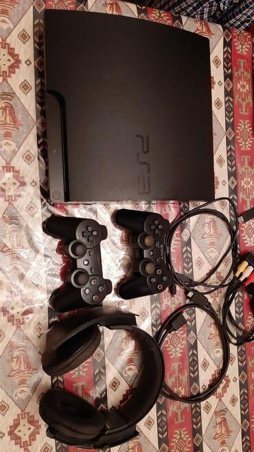 oyuncaq yük maşınları - Azərbaycan: PS 3 satılır 320gb içərisində bir neçə oyunlarPlaystation storedən yük