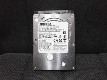 Масловый диск для ноутбука. Toshiba 500 GB.Был снят с нового ноутбука
