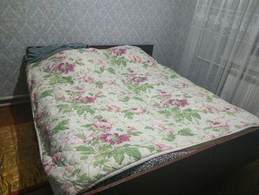 934 объявлений: Продаю две кровати полуторки каждая по 1500 сом шефонер 1800 сом