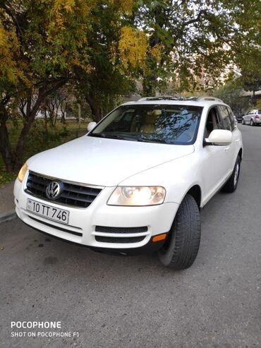 Volkswagen - Azərbaycan: Volkswagen Touareg 3.2 l. 2005   236000 km